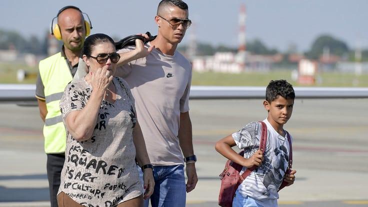 Cristiano Ronaldo, arrivée à Turin