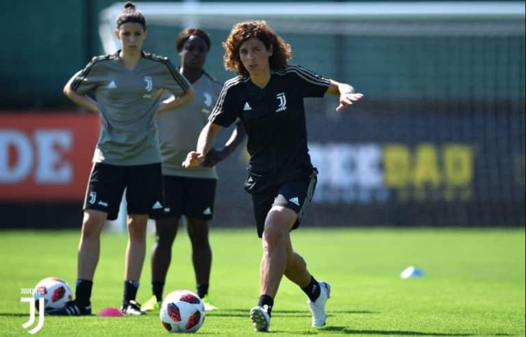 Juventus Women de Rita Guarino