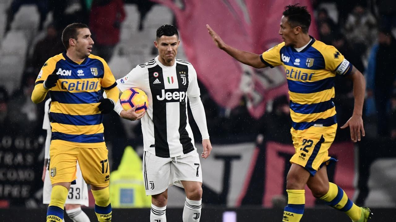 Parme Juventus