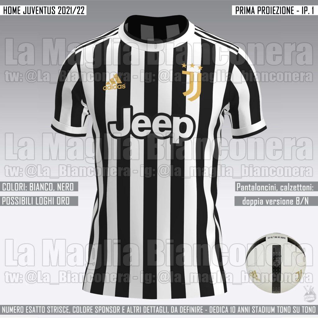 Maillot Juventus 2021/22: un retour aux traditions ? | Juventus fr