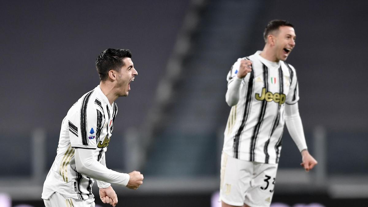 La Juventus gagne et reste dans la course | Juventus-fr.comJuventus-fr.com